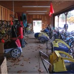 CoHo bike storage