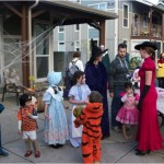 Cover shot - CoHo trick or treat