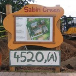 SG - construction sign