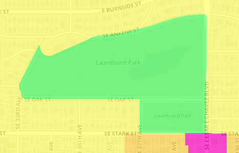 Laurelhurst Park