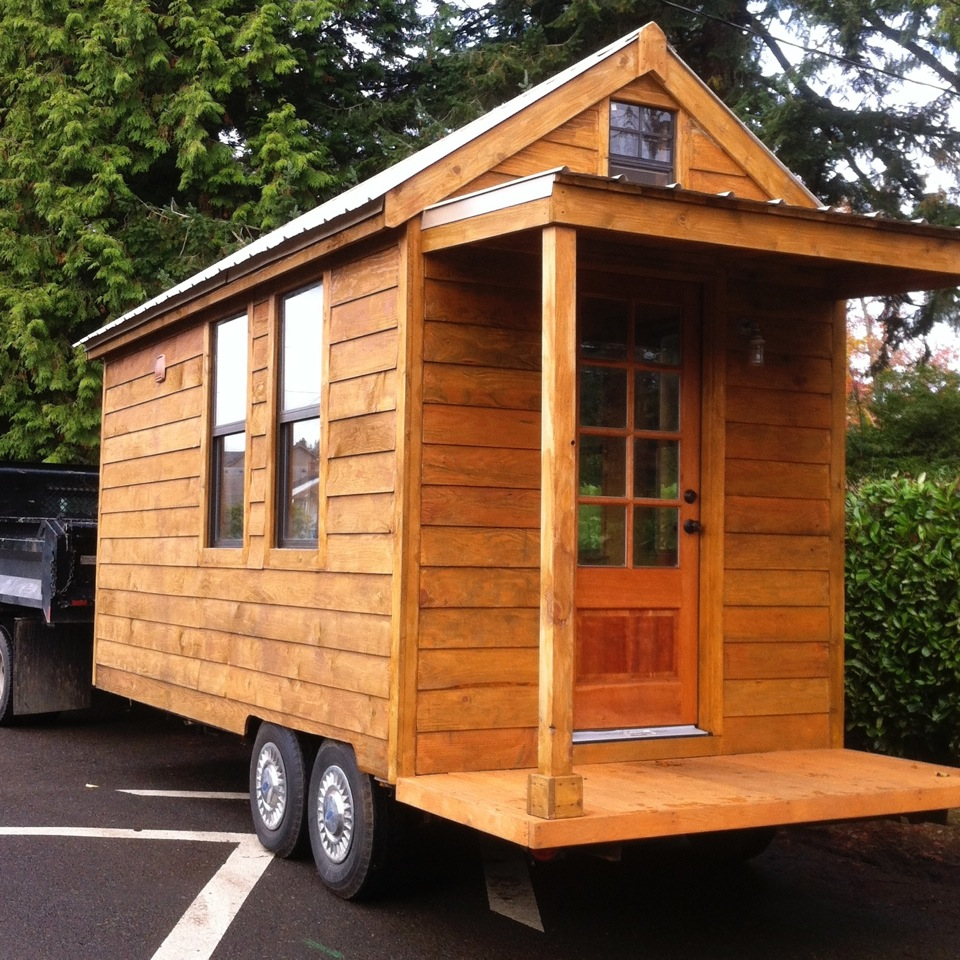 a legal path for tiny homes in portland orange splot llc