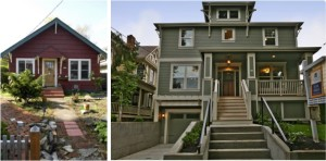 These 2 homes now pay the same SDCs